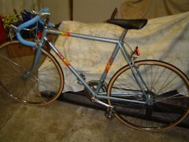 classic 1986 bsa road bike