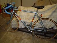 classic 1986 bsa road bike