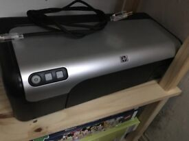 HP Printer DESKJET 2466 with USB cable