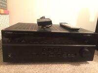 Yamaha V675 digital amp with wireless adaptor for sale