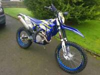 Sherco 450 2016 factory not ktm bargain £4700 ono