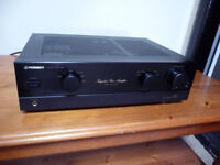 Pioneer A400 Integrated Amplifier Phono Input