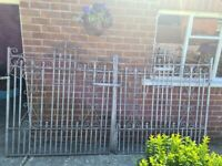 Solid Steel Gates for sale