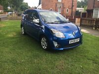 Renault twingo full service hpi clear 08 plate