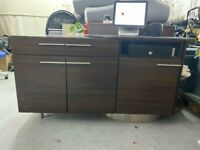 Wooden (MDF) Standing Cash Desk Great for Home or any Retail Shop or Beauty Palour