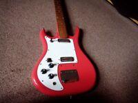 Vintage watkins rapier guitar L/H