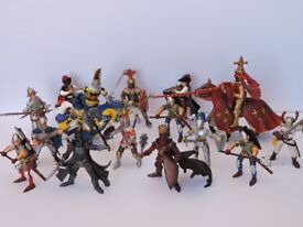 Medieval Knights Collection (16) made by Papo