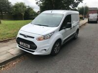 Ford transit connect low mileage