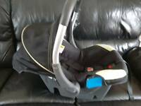Silver Cross Baby's Car Seat