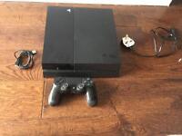 PS4 + Controller