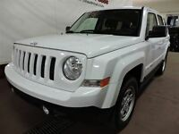 2015 Jeep Patriot NORTH PARTIR 3.99% 4 PNEUS D'HIVER  4X4  AIR C
