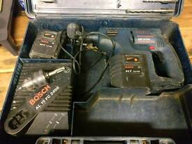 Bosch SDS Plus battery drill