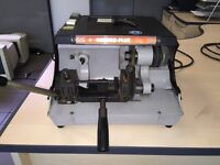 Silica Rekord Plus Key cutting machine. Very little used.