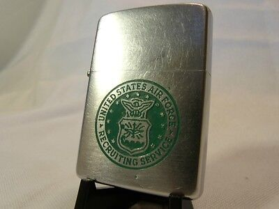 Zippo 1955 Air Force Recruiting Lighter on Rummage