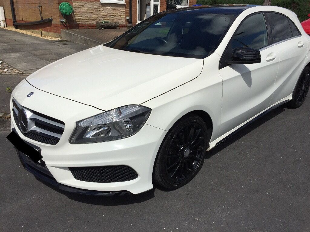 mercedes benz a class a200 amg line in radcliffe manchester gumtree. Black Bedroom Furniture Sets. Home Design Ideas