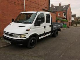 Iveco crew can pickup