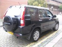 HONDA CRV 2007 AUTOMATIC ##### 5 DOOR 4X4 JEEP MPV ##### 5 DOOR HATCHBACK