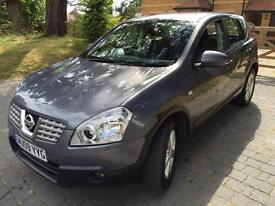 Nissan Qashqai Diesel - 12 MONTHS MOT & Full Service/Great Condition