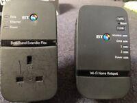 BT Wi-Fi Hotspot and broadband extender 500