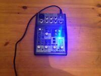 Behringer Xenyx 502 mixer