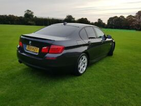 BMW 520d M Sport Swap With Audi A7