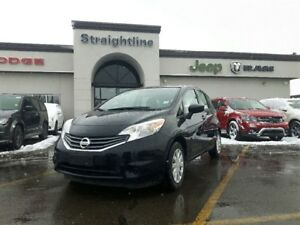 2015 Nissan Versa COMPACT HATCHBACK, GREAT FOR THE COMMUTE!