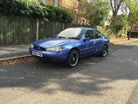 Ford Mondeo for sell, MOT, alloy wheel, drives well, cheap.
