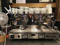 Fiorenzato DUCALE Espresso coffee machine