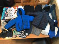 Boys next and Nike age 3-5yrs bundle