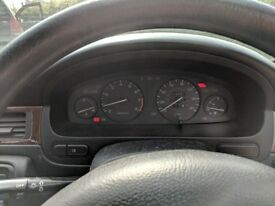 Honda Civic 1.4i Saloon. Red. Good Runner.