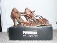 Ladies Latin Dance Shoes size5 (38)