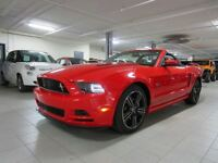 2014 Ford Mustang GT CONVERTIBLE CALIFORNIA SPECIAL  EDITION 5.0