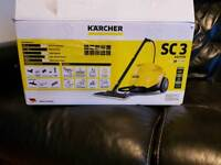 Karcher sc3 steam cleaner