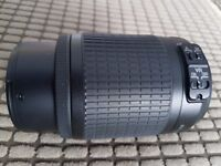Used Nikon DX AF-S VR Nikkor 55-200mm G ED lens in excellent condition