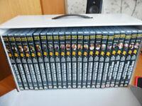 SHERLOCK HOLMES DVD'S COMPLETE SET, JEREMY BRETT