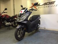 Honda PCX 125cc Automatic Scooter, Grey, 1 Owner, Very Good Condition, ** Fin...