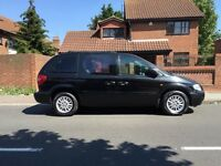 7 Seater --- 2006 Chrysler Grand Voyager Diesel Auto -- BLACK ---alternate4 previa sharan galaxy