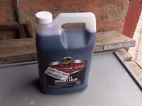 Meguiars wheel brightner cleaner full bottle but opened