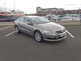 Volkswagen CC 2.0 TDI CR 4dr,COUPE, LOVELY CAR,MINT CONDITION