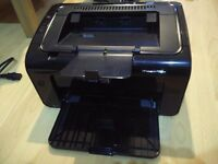 HP LASERJET PROFESSIONAL P1102w (Εxcellent condition, used toner included for free)