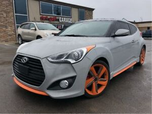 2013 Hyundai Veloster Turbo NAVIGATION LEATHER PANORAMA ROOF