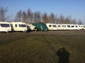 Caravan Storage West Lothian