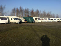 Caravan Storage West Lothian