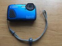 Canon Powershot D30 waterproof camera