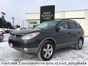 2012 Hyundai Veracruz GLS 3.8L AWD | LEATHER | NO ACCIDENTS