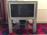 "Free 30"" Sony Trinitron CRT television with Freeview box"