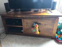 Solid Oak Living Room Furniture Set RRP £1200