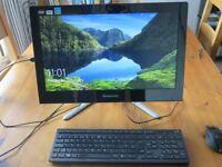 Lenovo aii-in-one desktop computer