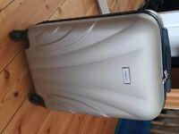Slimbridge Rose Gold Cabin Suitcase