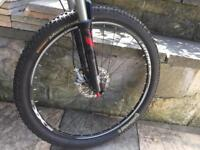 Ritchey wheelset for mountain bike